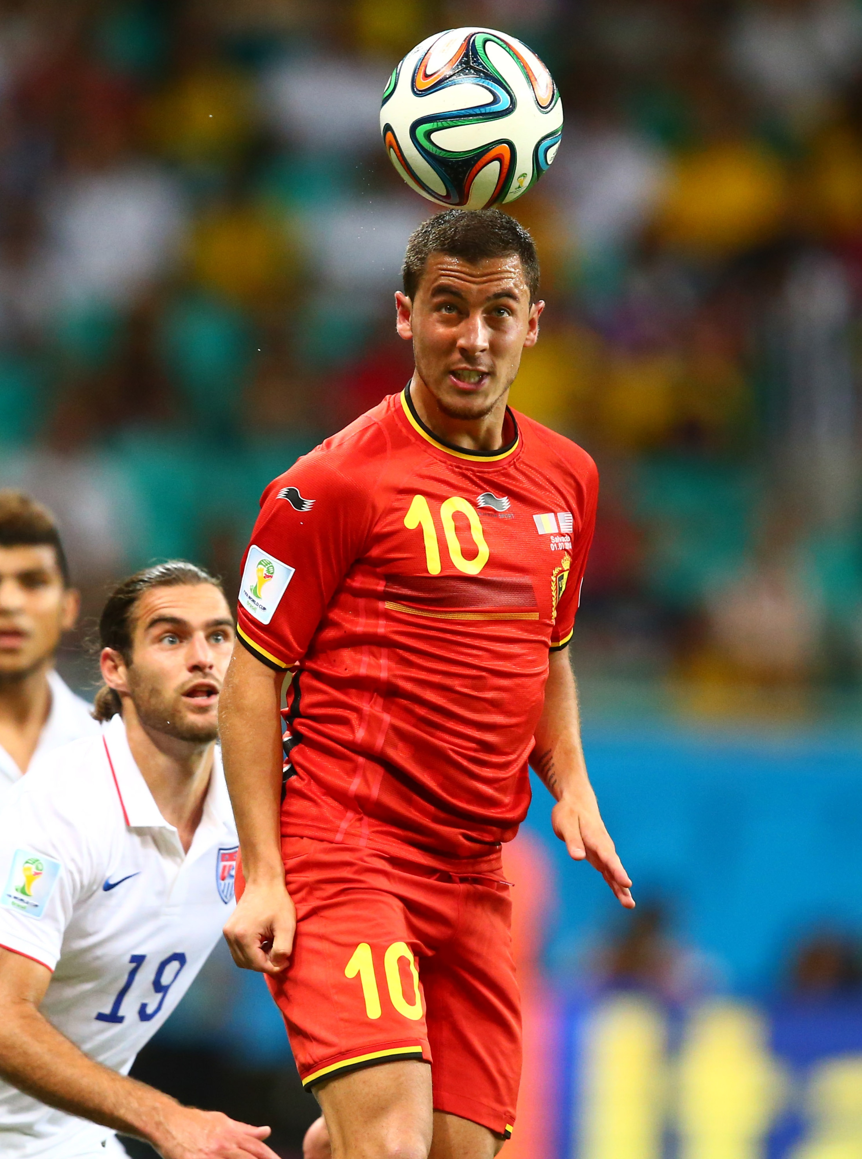 Can Belgium's mercurial star finally end Messi's reign of terror?