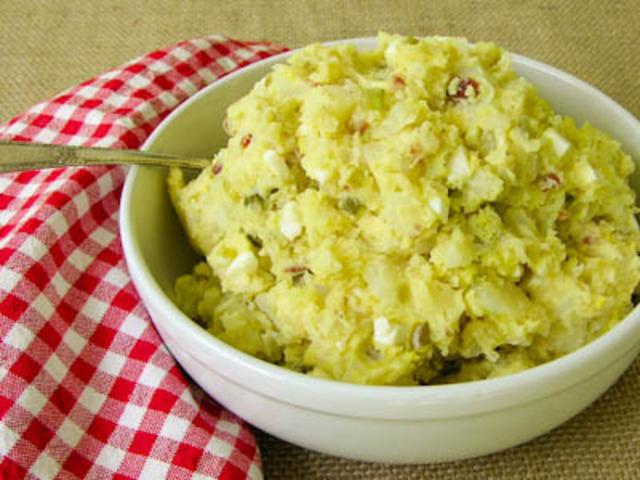 Potato salad Kickstarter reaches goal, promises better mayonnaise