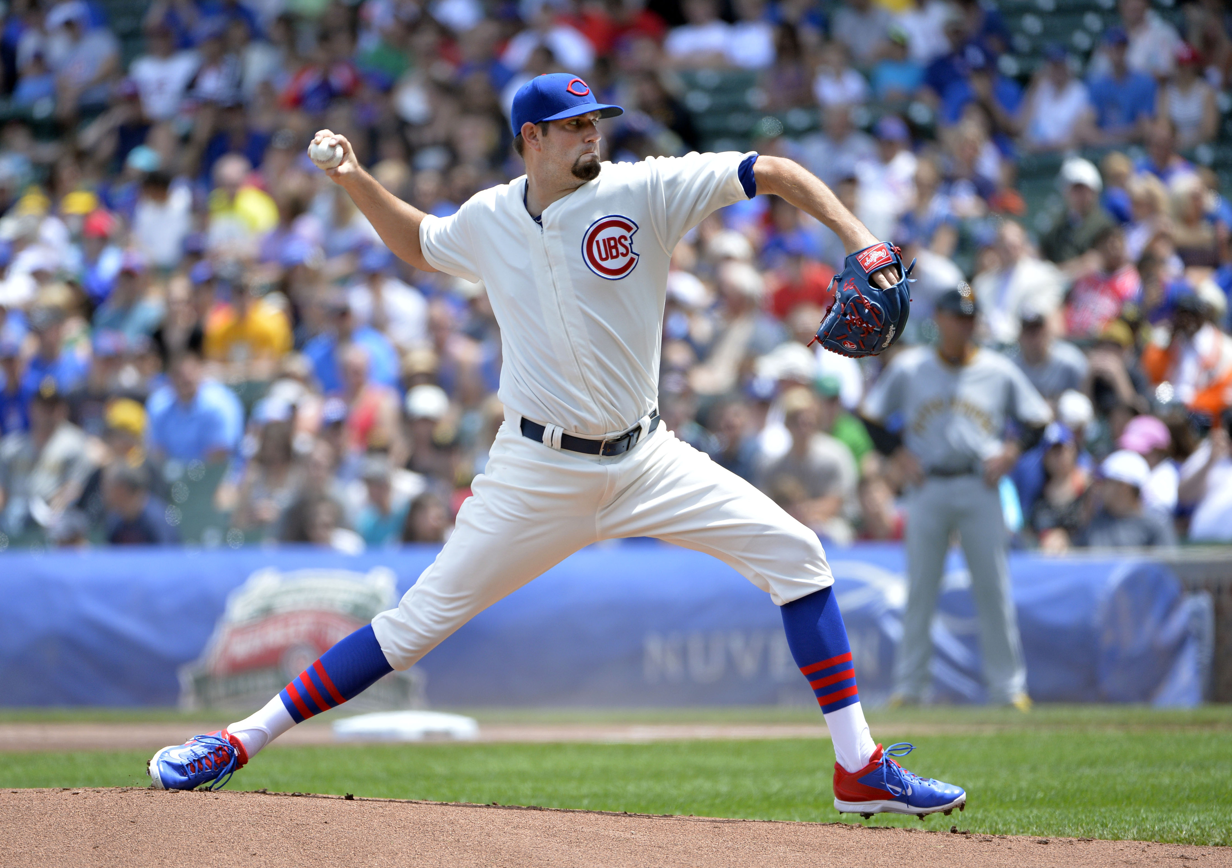 Jason Hammel is a great example of how the Cubs have managed their assets.