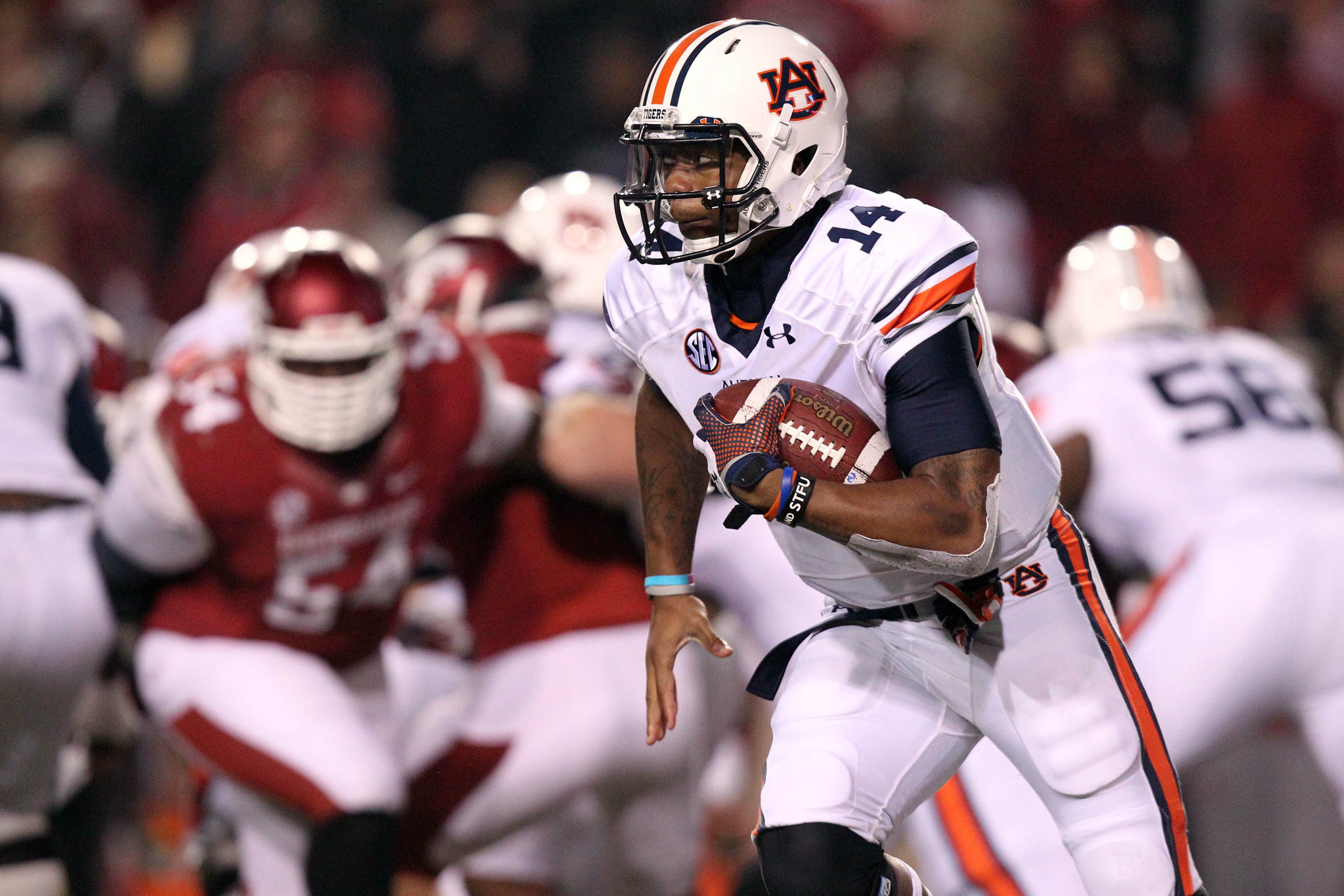 Auburn and Arkansas will put up or shut up in Week 1