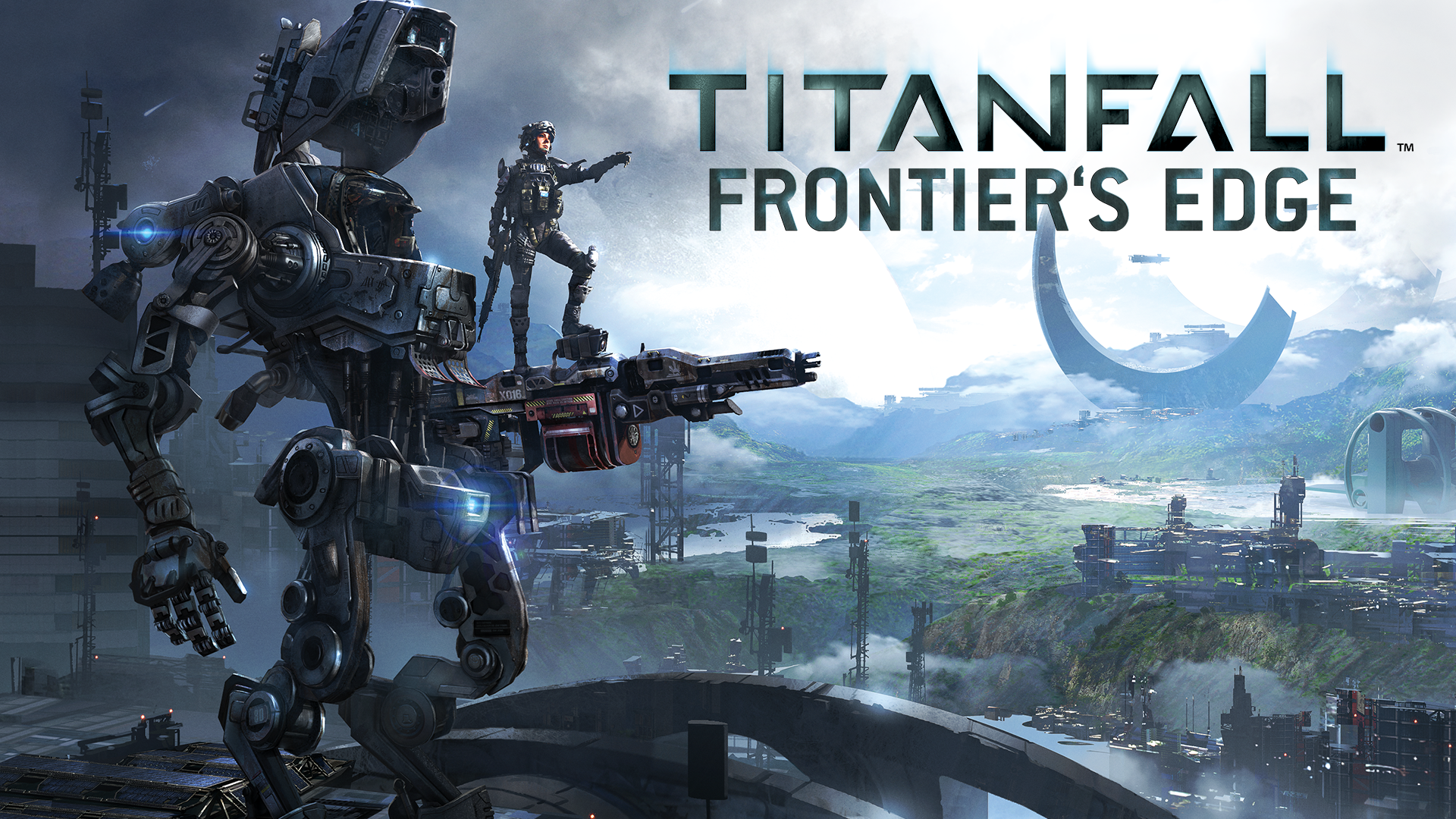 Titanfall getting three new maps with upcoming Frontier's Edge DLC