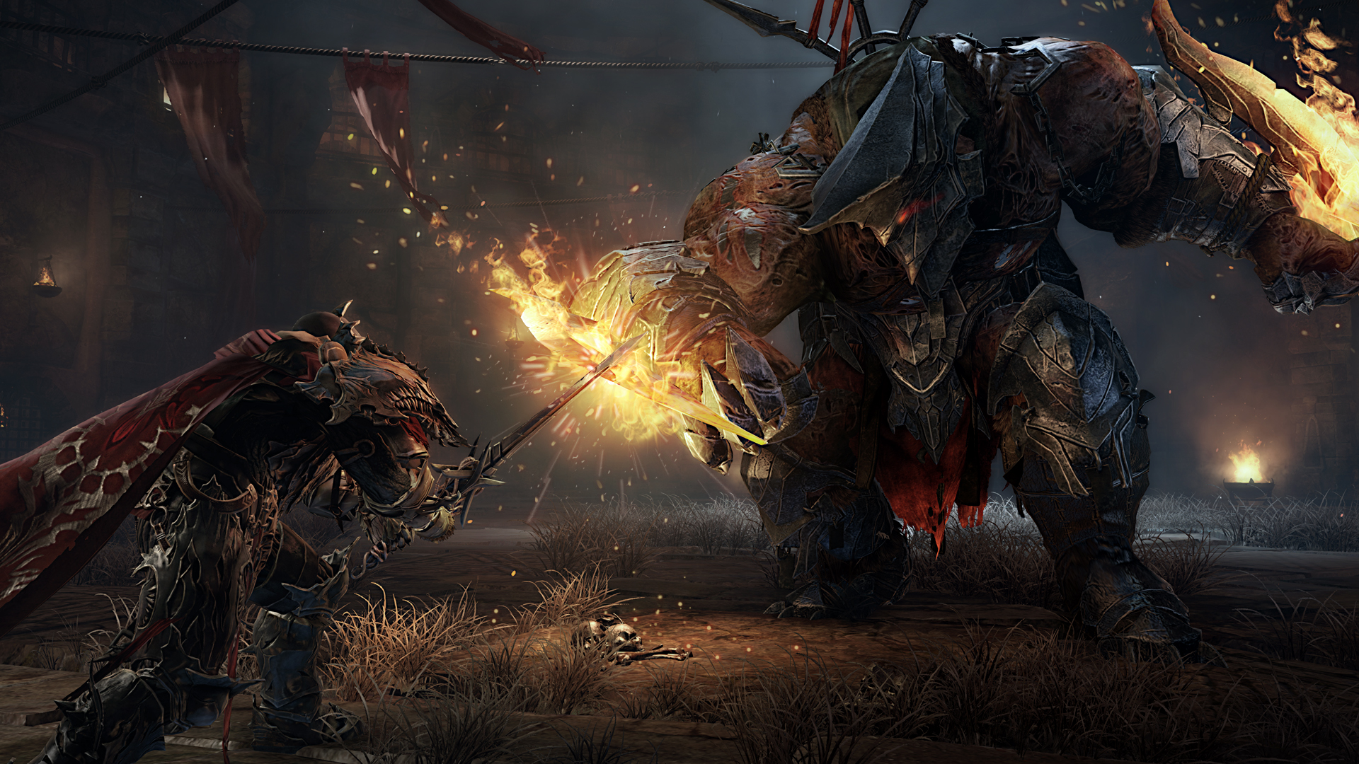 Lords of the Fallen launches Oct. 28 on PC, PS4 and Xbox One (update)
