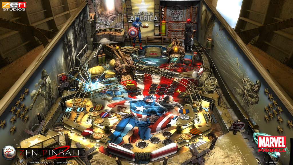 Zen Pinball 2 gets 14 more tables on PS4 July 15 (correction)