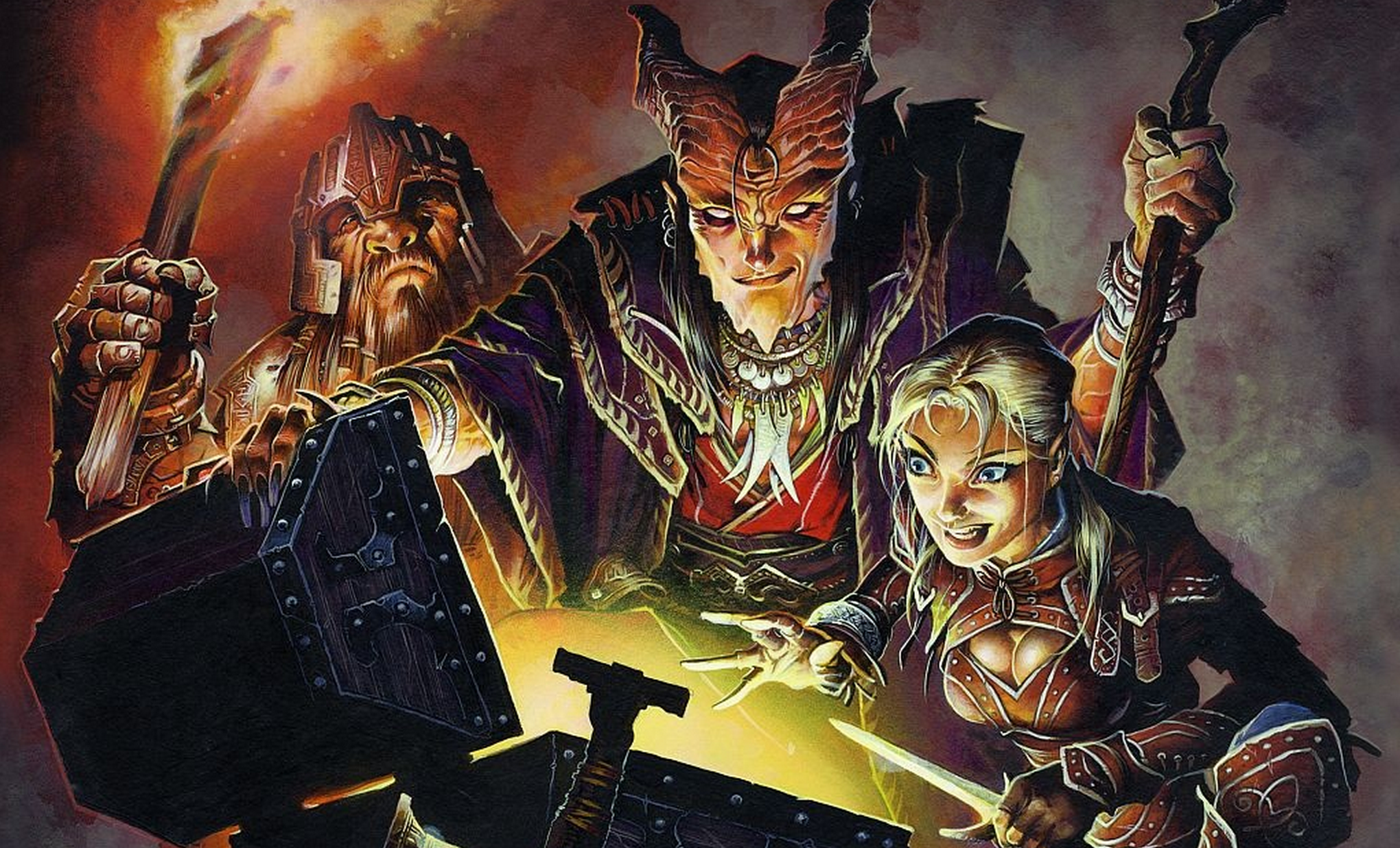 Here's how Dungeons & Dragons is changing for its new edition