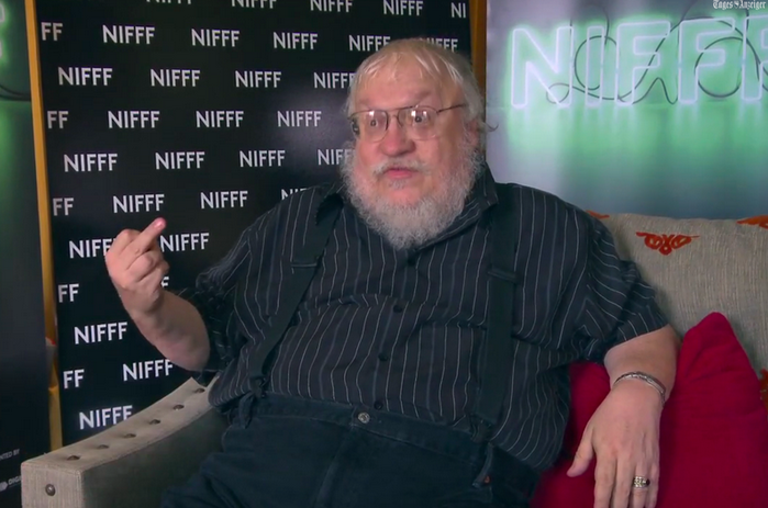 'Game of Thrones' author says 'fuck you' to those speculating he'll die before he finishes series