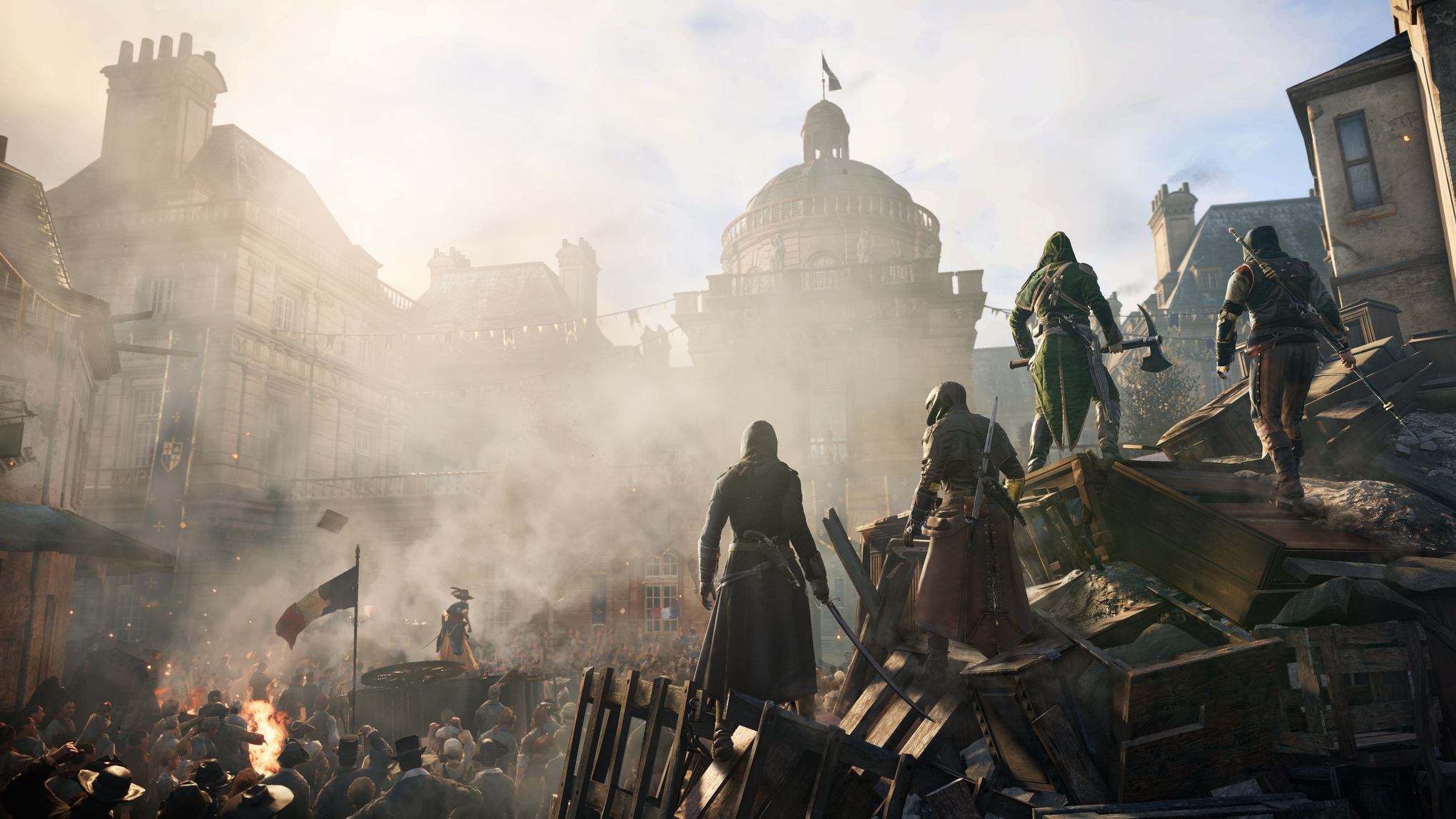 An Assassin's Creed game for PS3 and 360 could be revealed 'soon,' Ubisoft CEO says