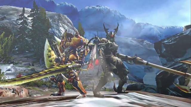 Monster Hunter 4G heads to Japan on Oct. 11