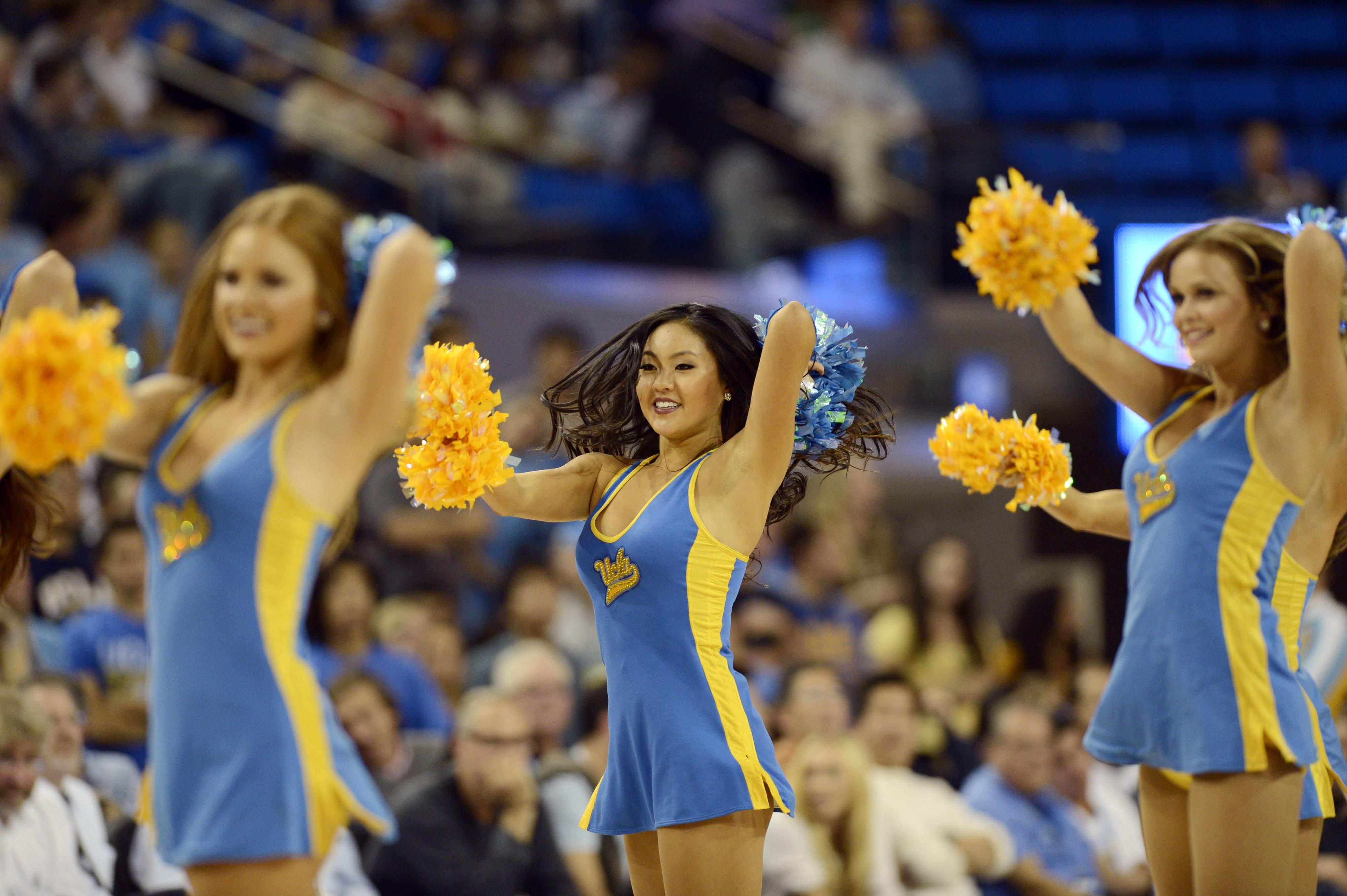 UCLA basketball!