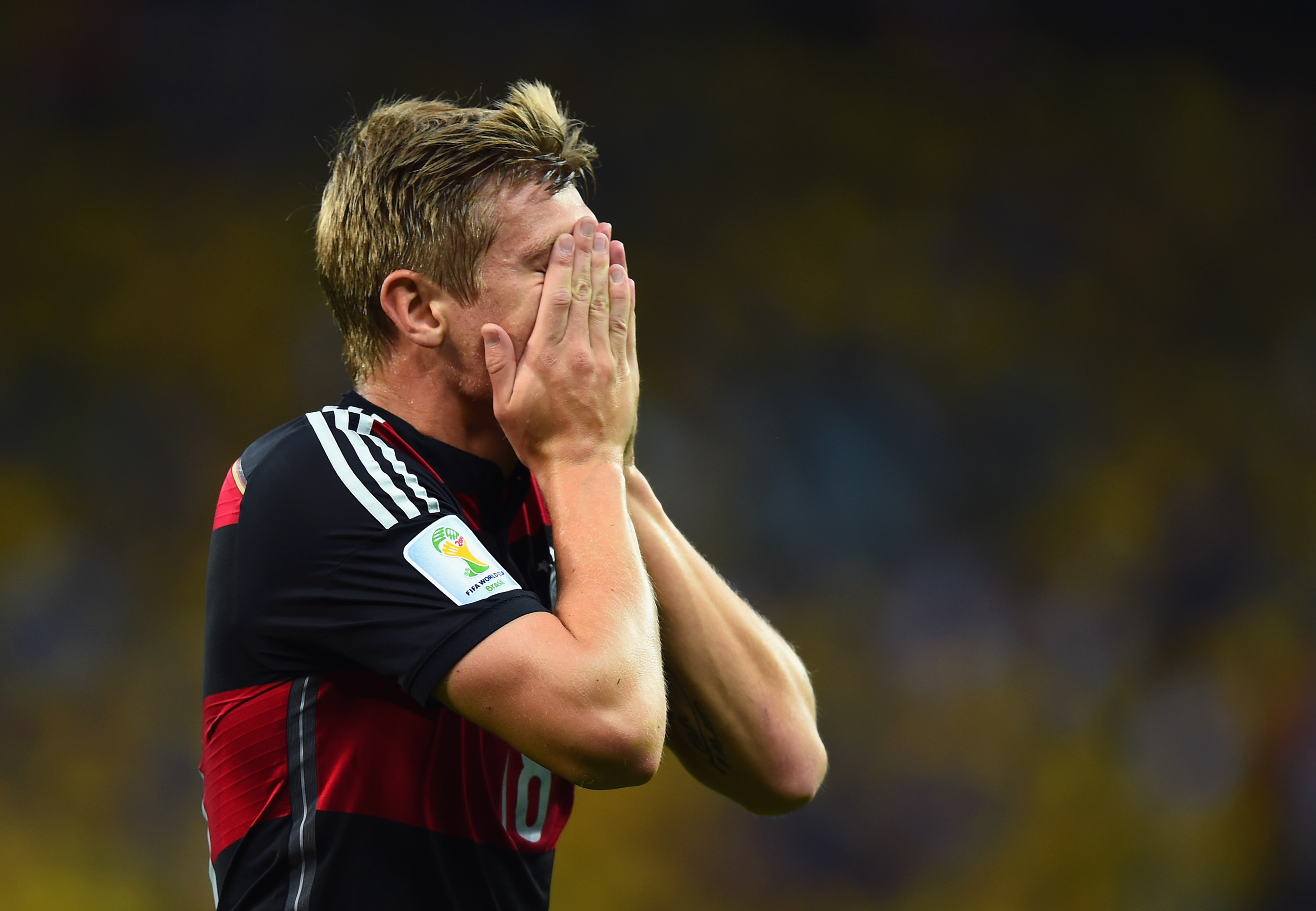 Will Toni Kroos be the difference-maker today?