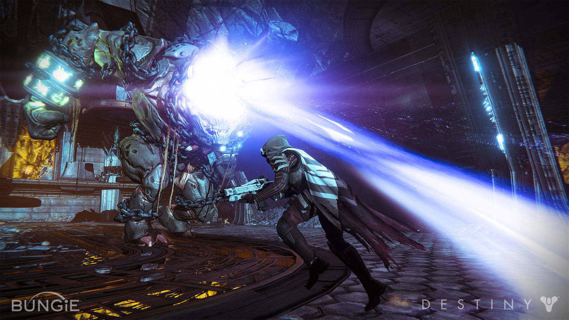 Destiny beta reportedly includes four story chapters and competitive multiplayer