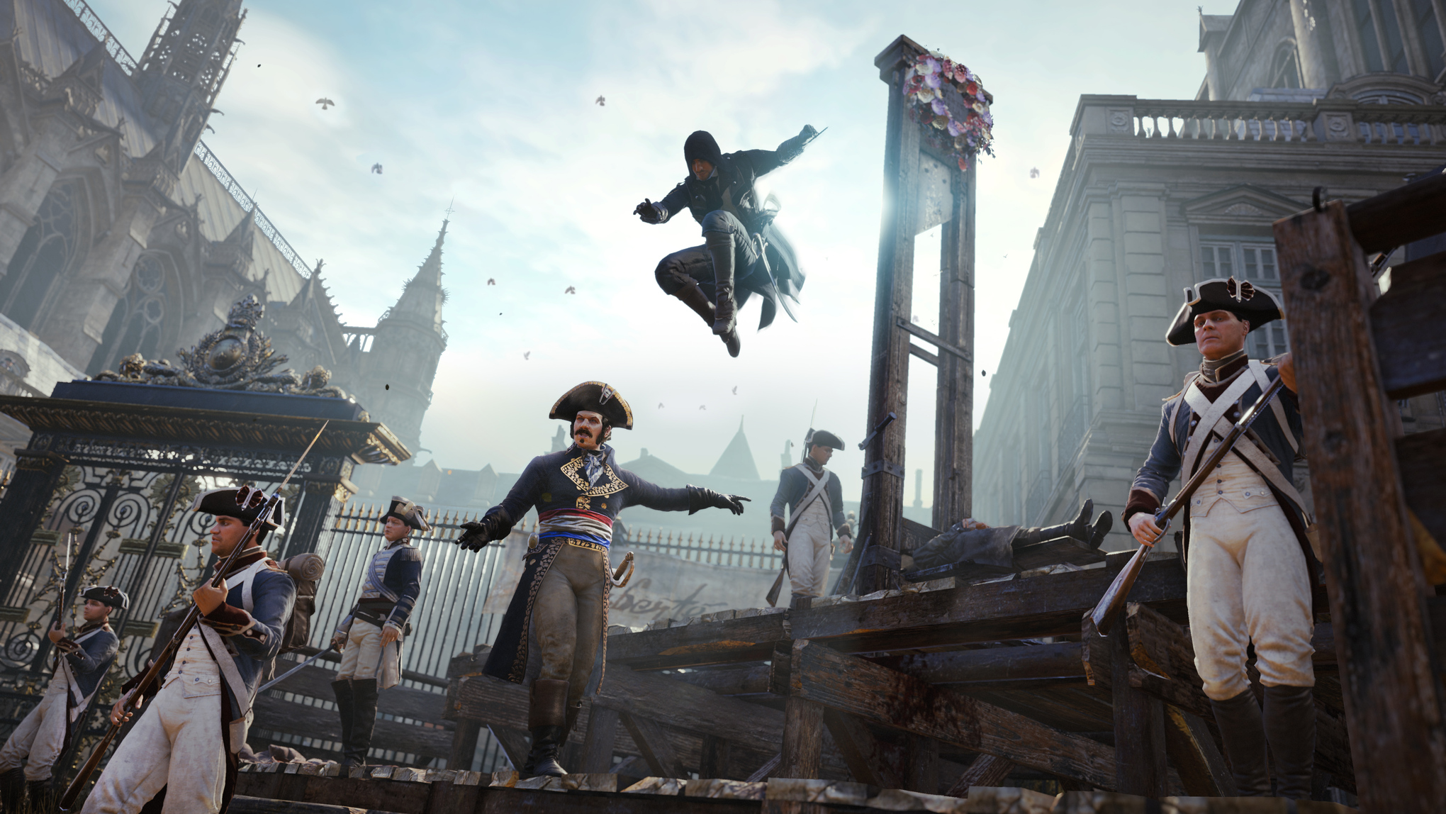 Ubisoft is bringing an Assassin's Creed parkour course and more to Comic-Con
