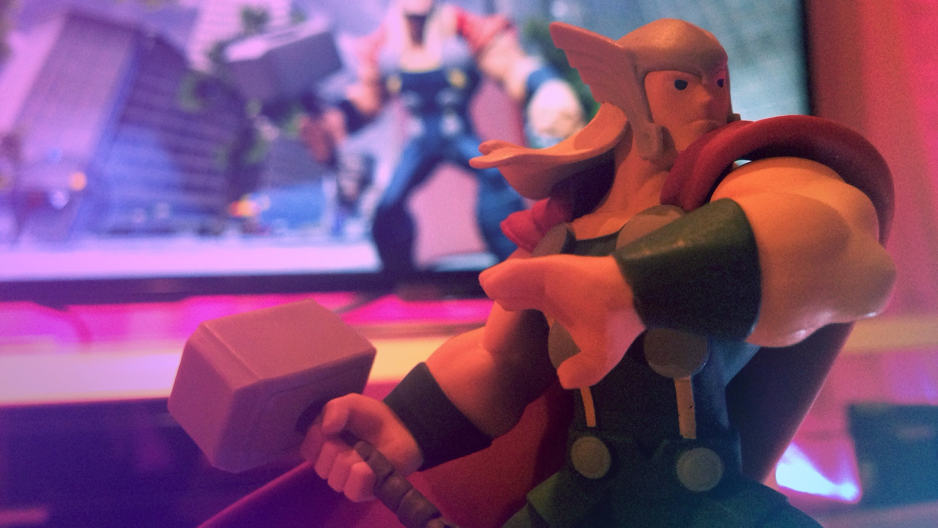 Why Disney Infinity 2.0's Thor isn't a woman ... yet