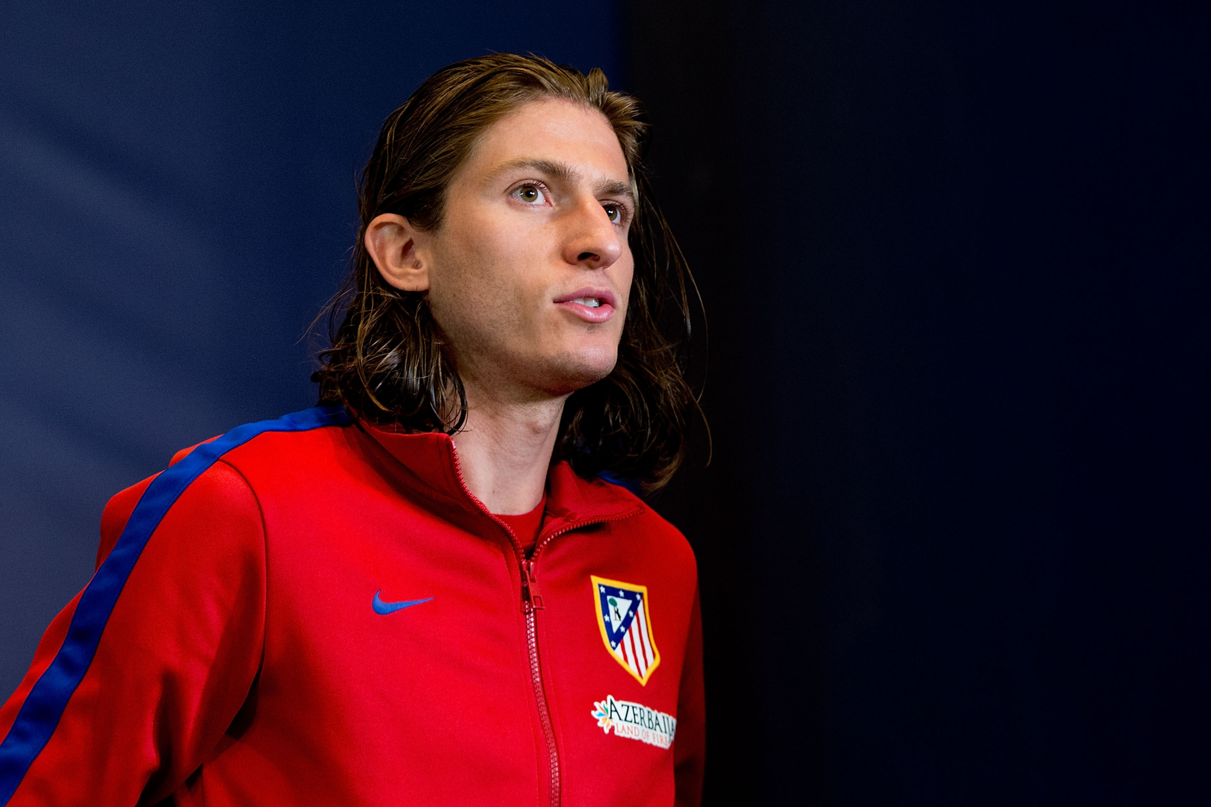 Chelsea reach agreement with Atlético Madrid for Filipe Luis