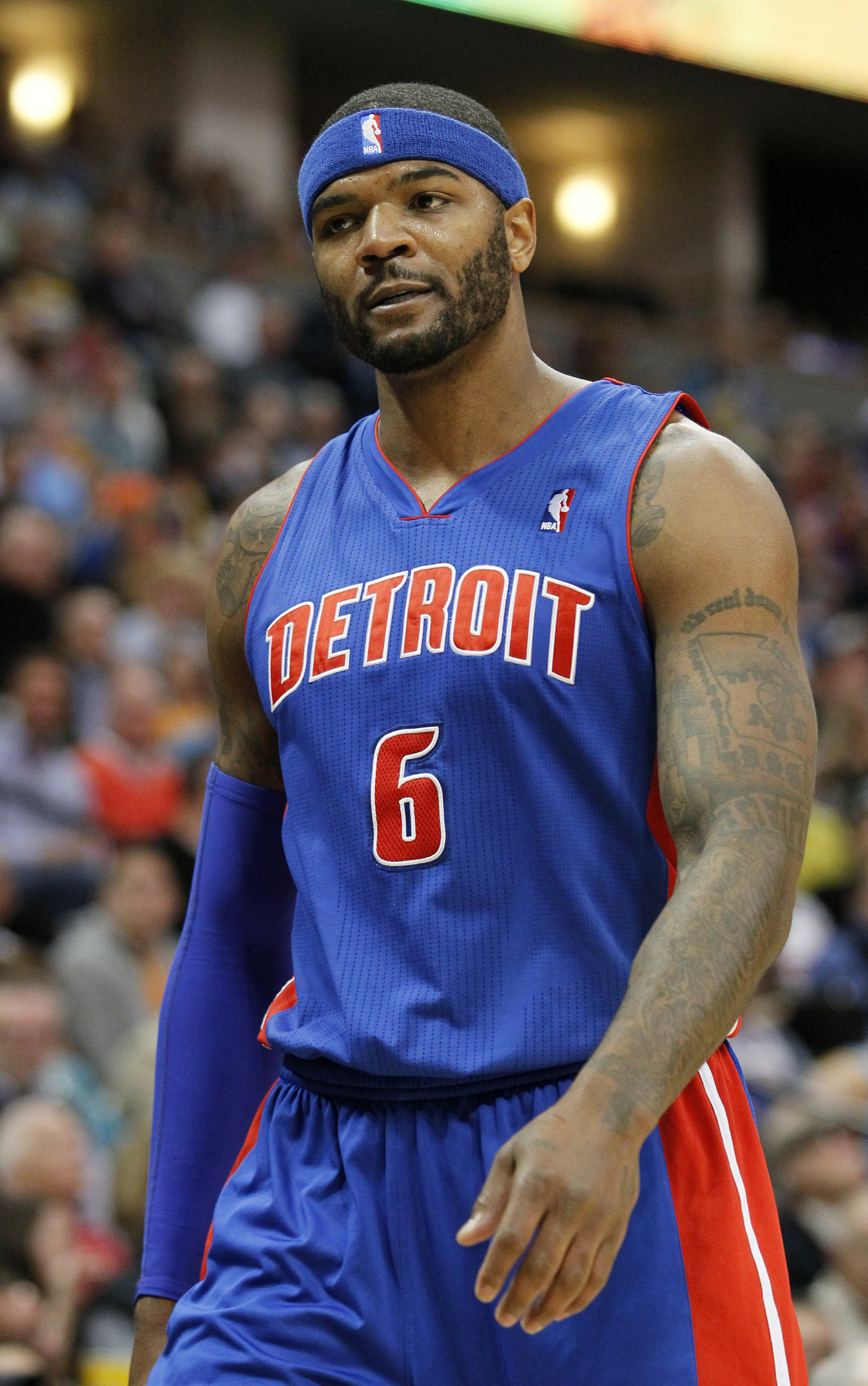 Pistons, Kings discussing Josh Smith trade again