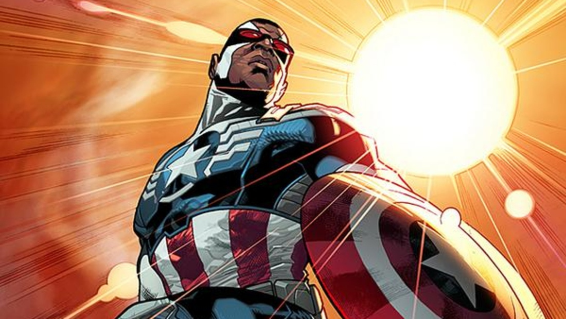 Steve Rogers passes the shield: Falcon will become the first black Captain America