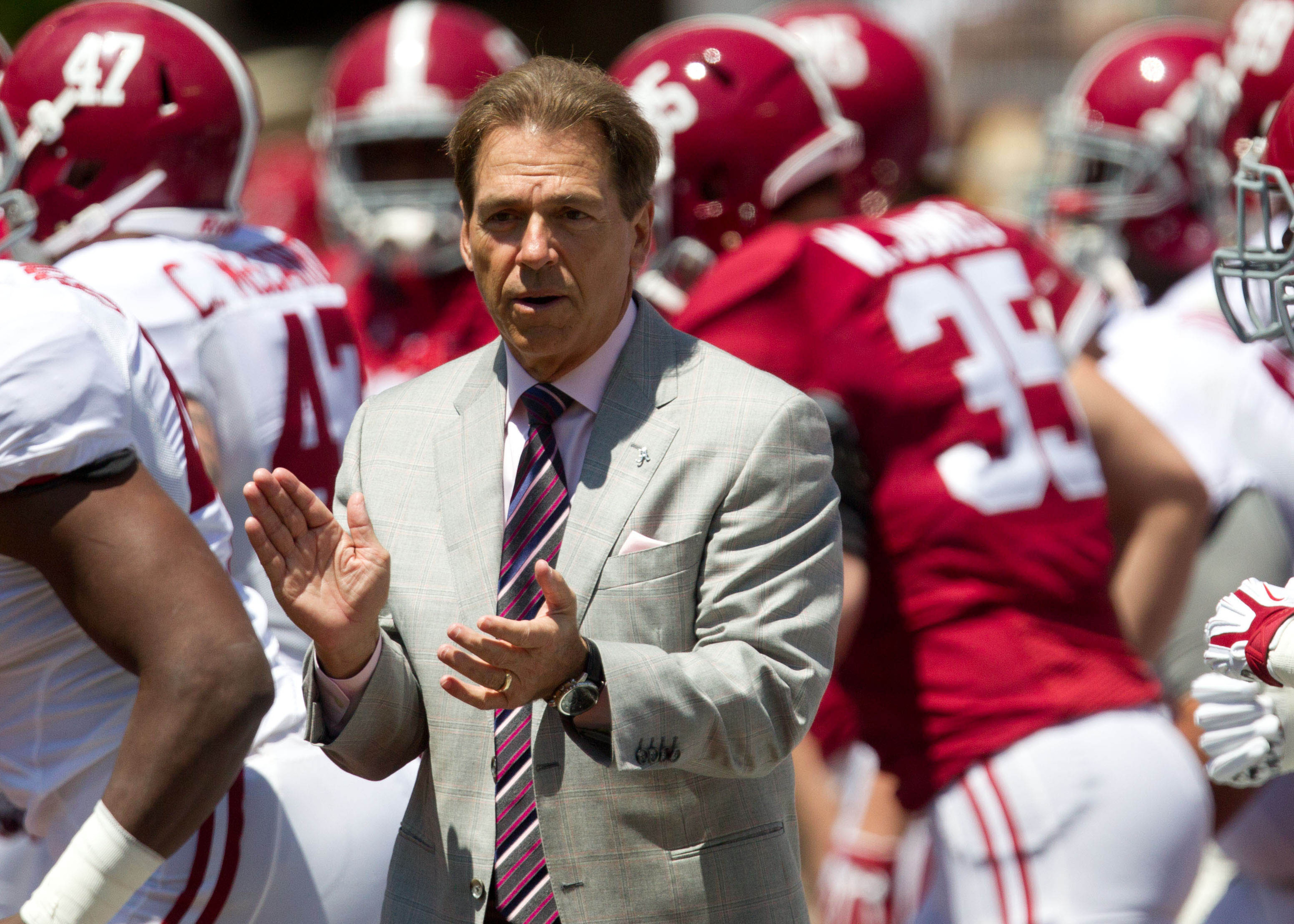 Alabama, Auburn top these 2014 SEC media picks and All-SEC teams