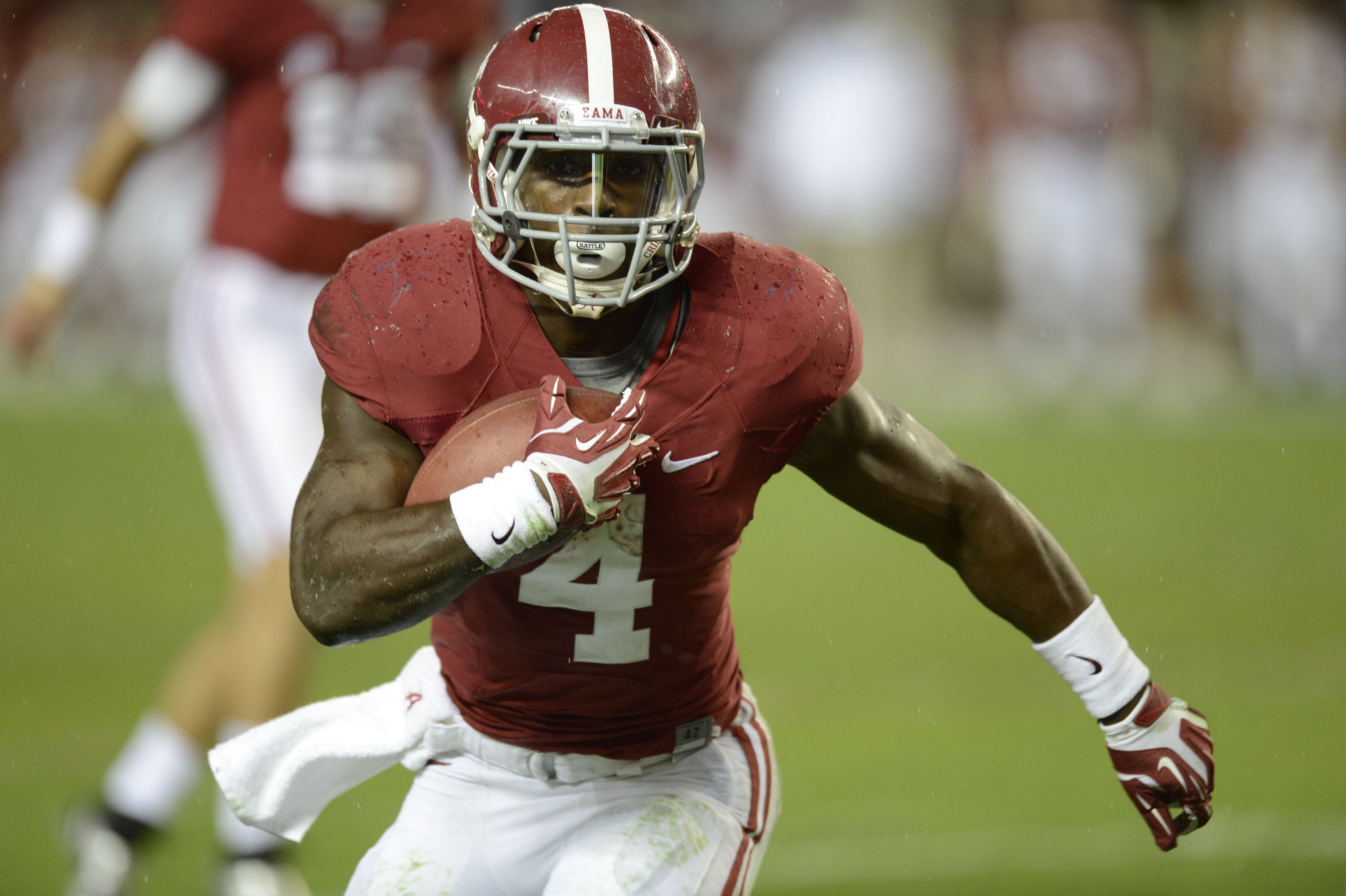 T.J. Yeldon is ready for a big year.