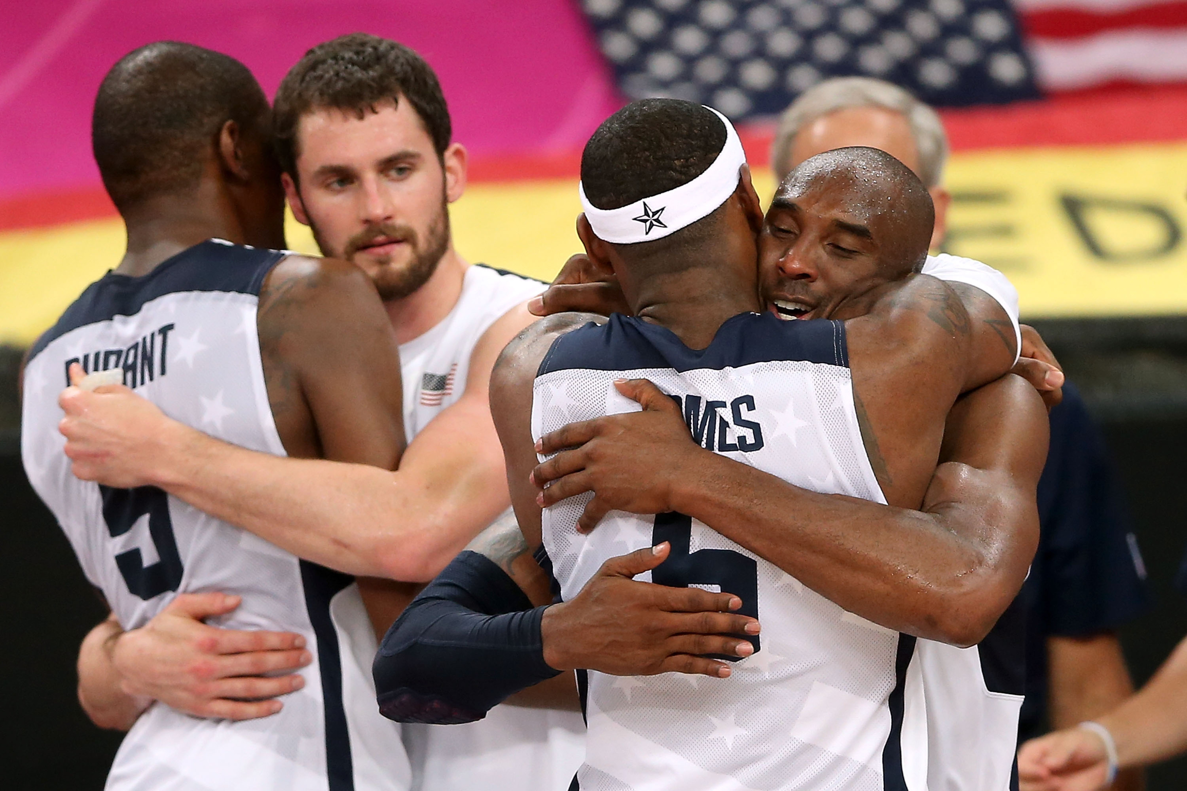 LeBron James tells Kevin Love he wants to play with him