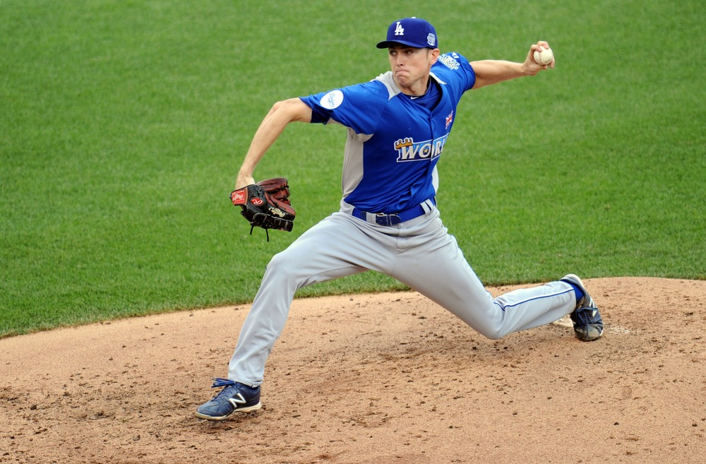 Chris Reed is the TBLA community's #5 prospect heading into 2013