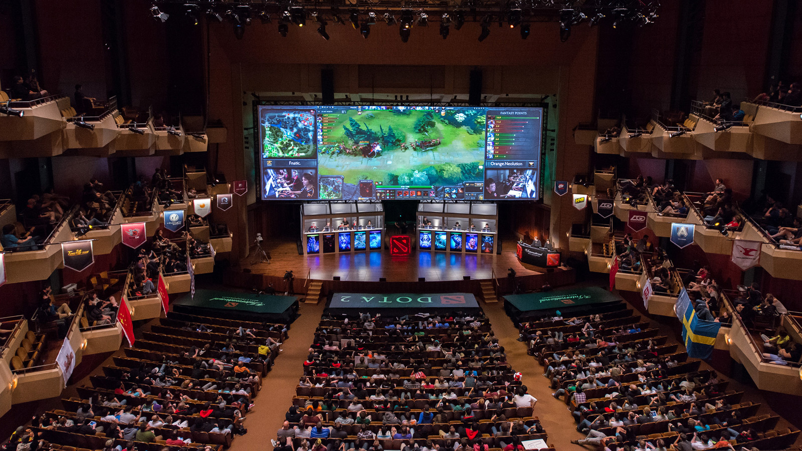 Dota 2 champs will be paid way more than Super Bowl, World Series winners