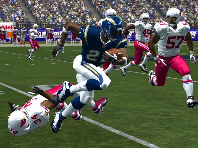 NFL 2K5 — sports gaming's King Arthur — launched 10 years ago today