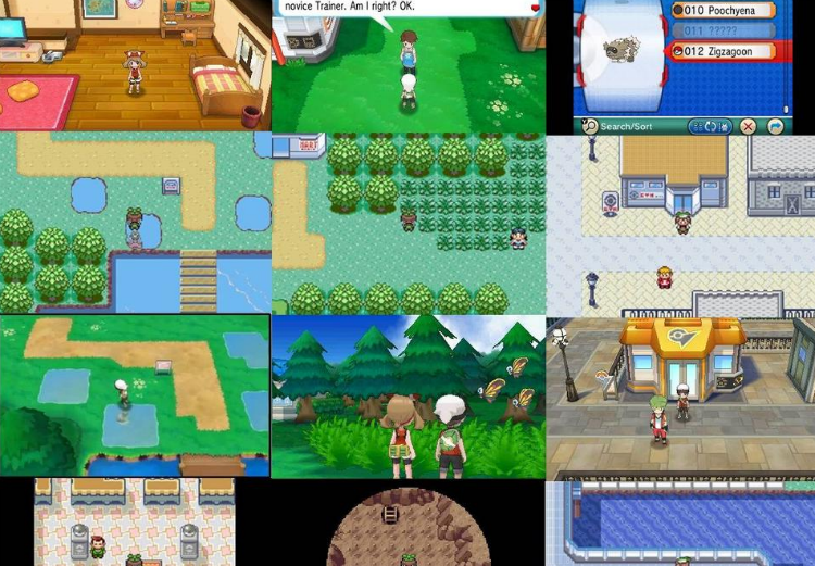 How do Pokémon Omega Ruby and Alpha Sapphire remakes look next to the originals?