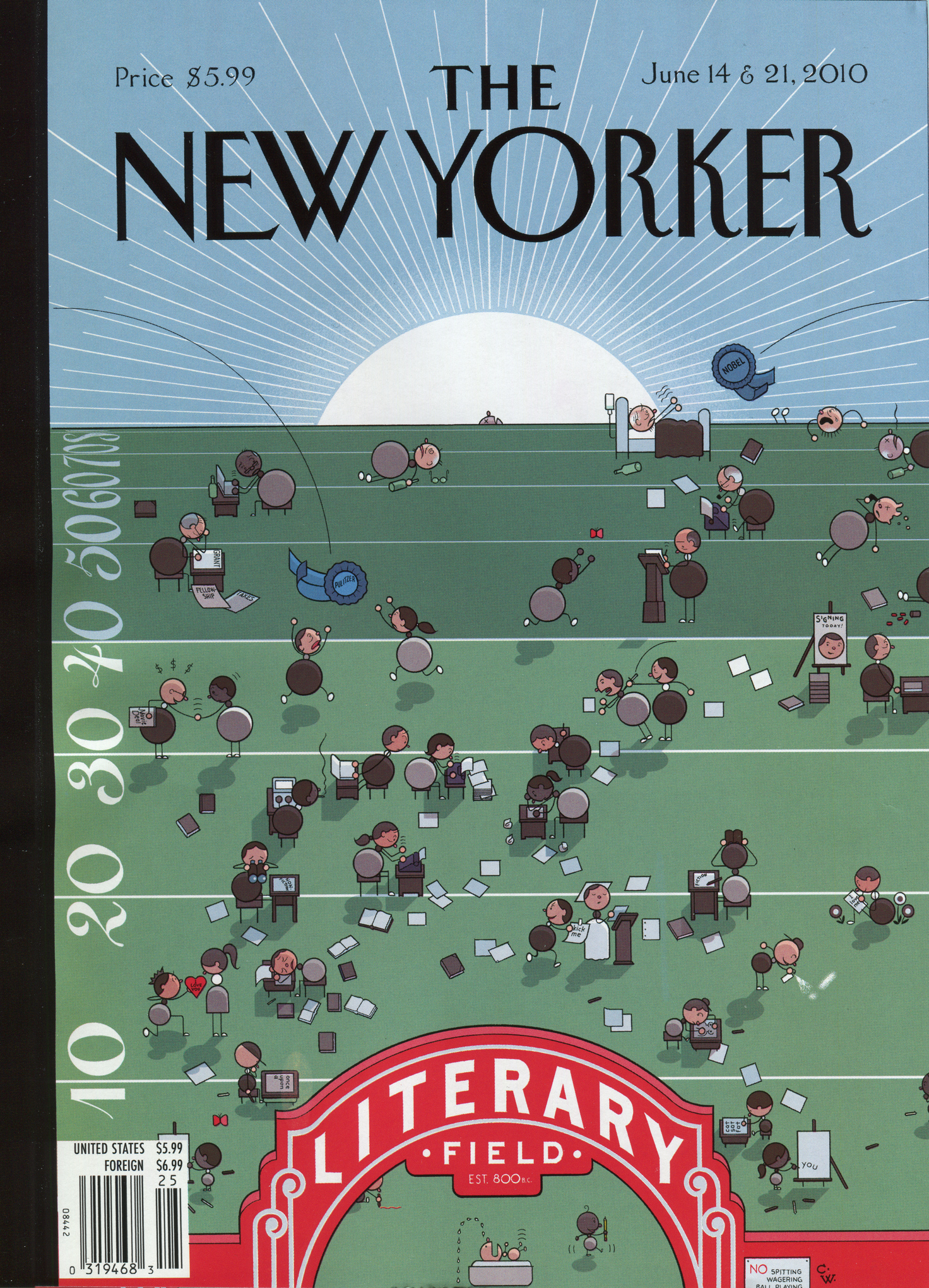 12 New Yorker education articles to read while the archives are free
