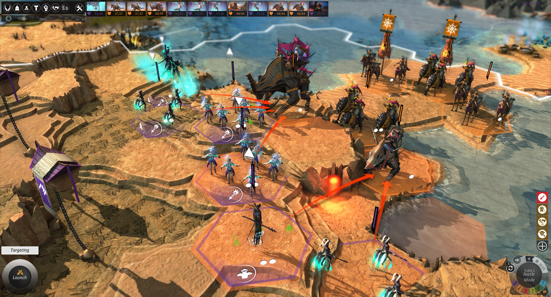 Endless Legend seeks the perfect imbalance to keep players exploring and exterminating