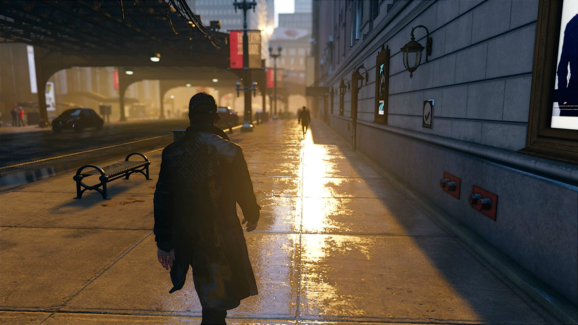 Watch Dogs modder releases final version of his PC graphics overhaul, TheWorse Mod
