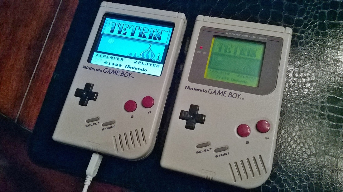 How to build your own Game Boy with a Raspberry Pi and a hot glue gun