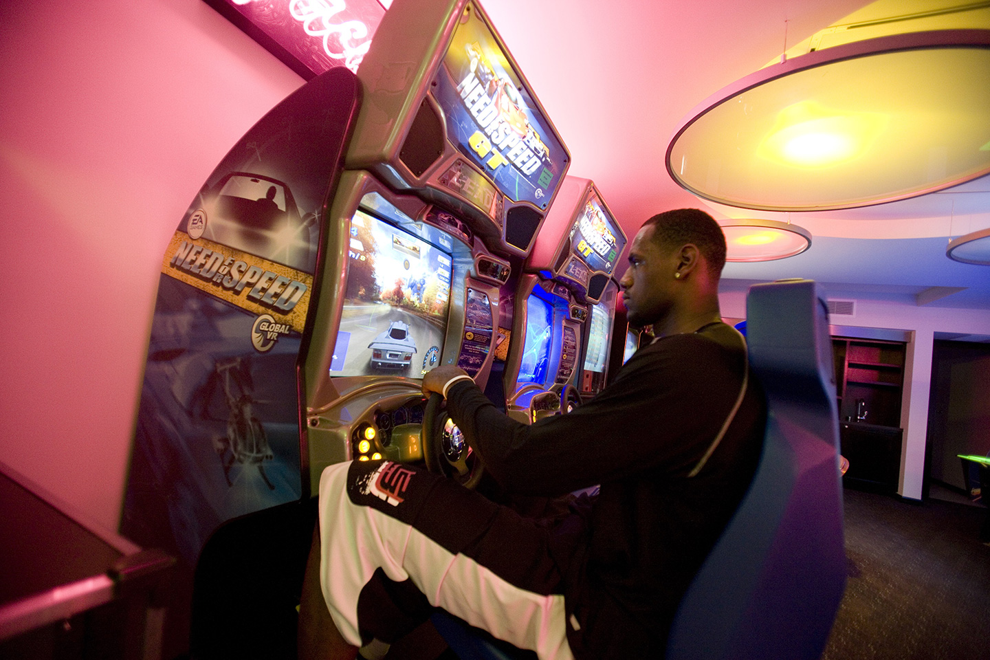 LeBron James is better at video games than you