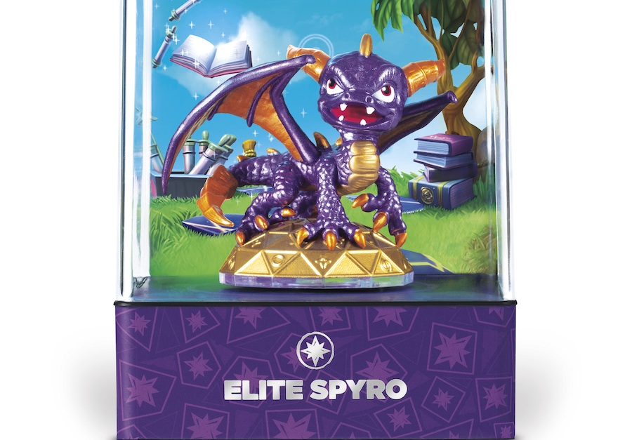 Skylanders launching more powerful premium figures this fall