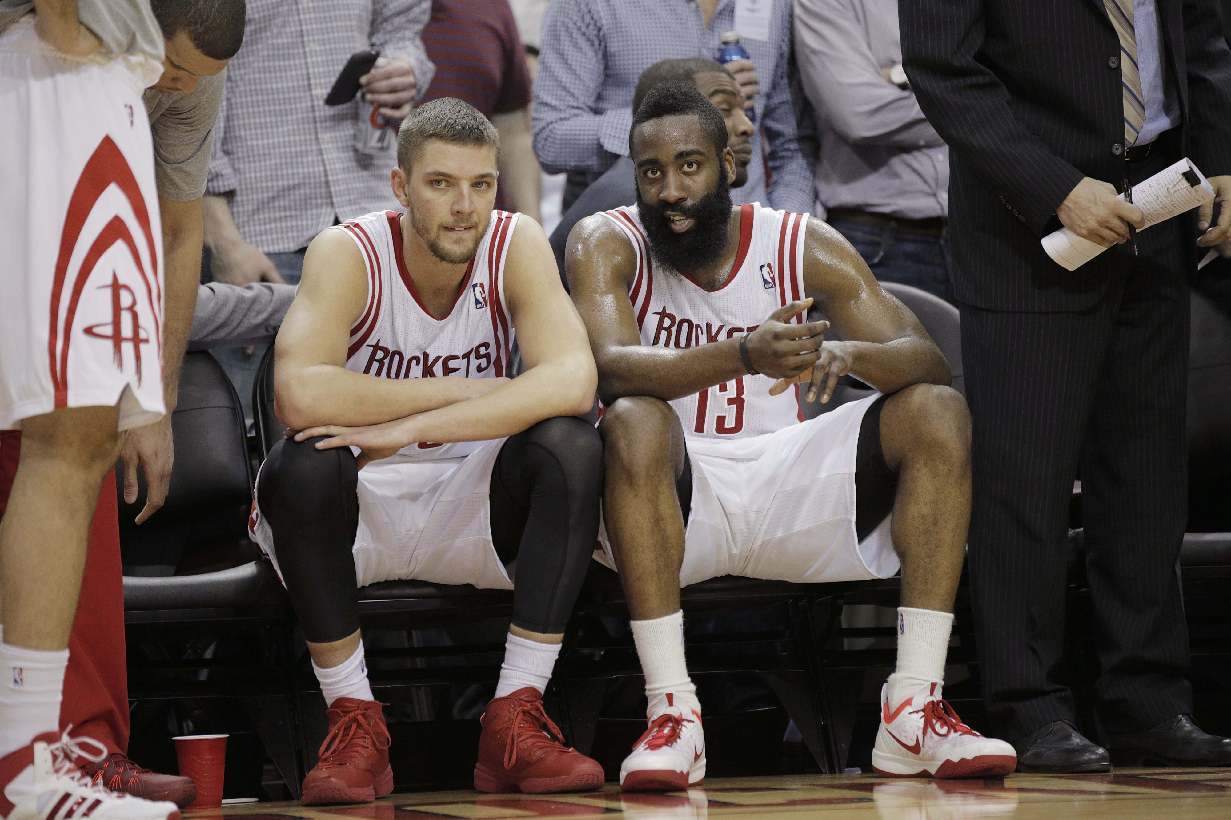 James Harden is right about Chandler Parsons