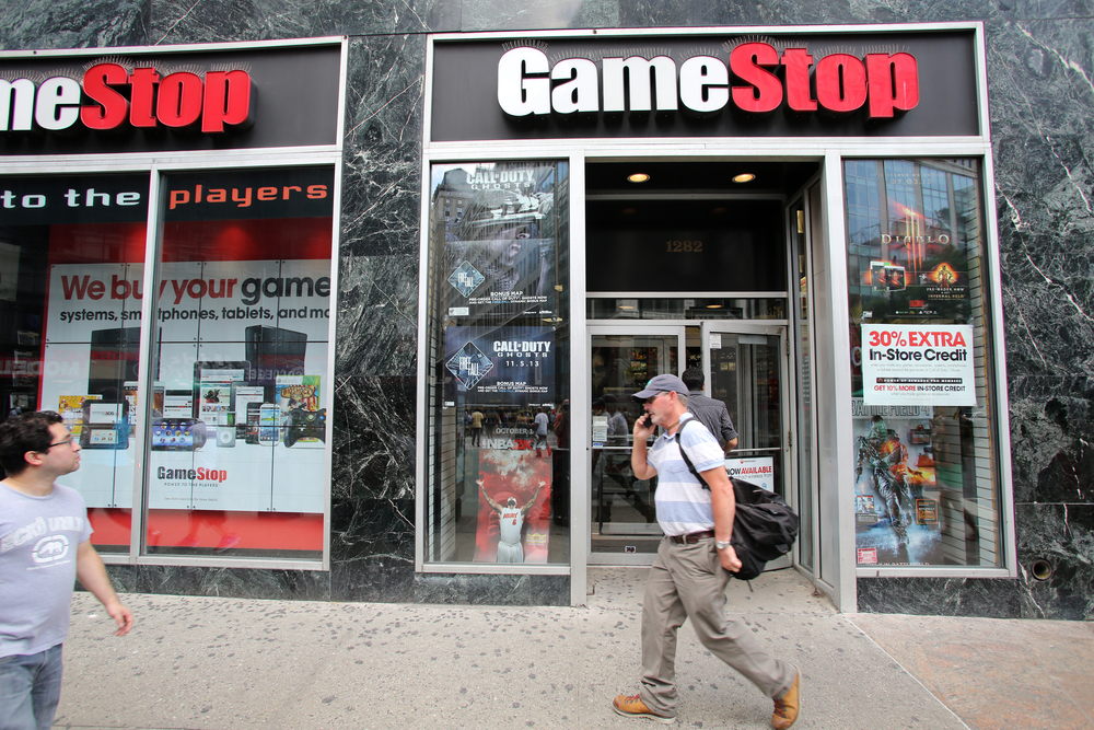 GameStop says less than half of its customers know they can trade in games
