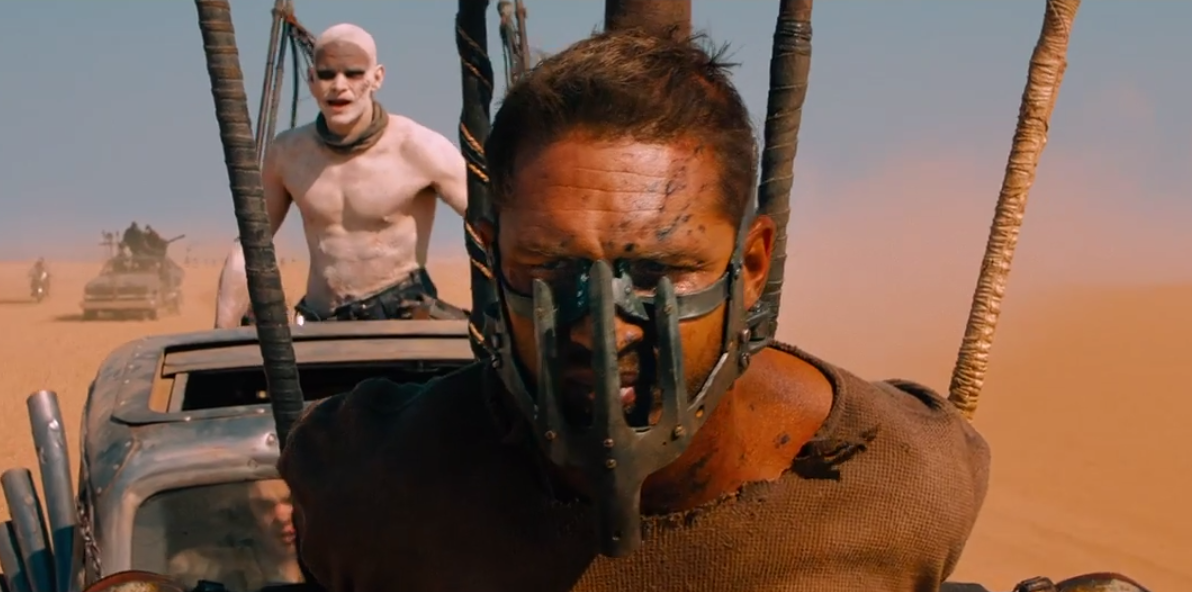 The 'Mad Max: Fury Road' trailer is the most impressive thing to come out of Comic-Con