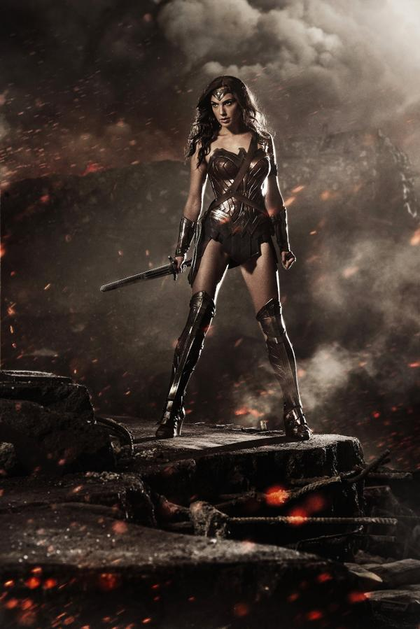 Lucy Lawless: New Wonder Woman looks like 'Xena meets Spartacus'