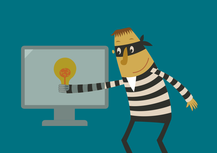 Learn how to copy, and know when to steal