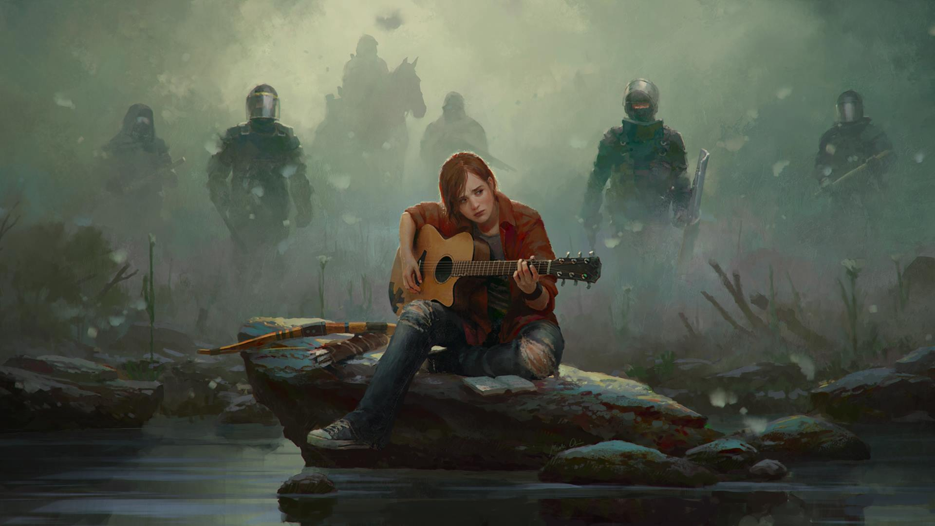 The Last of Us has an epilogue, and here it is (correction)