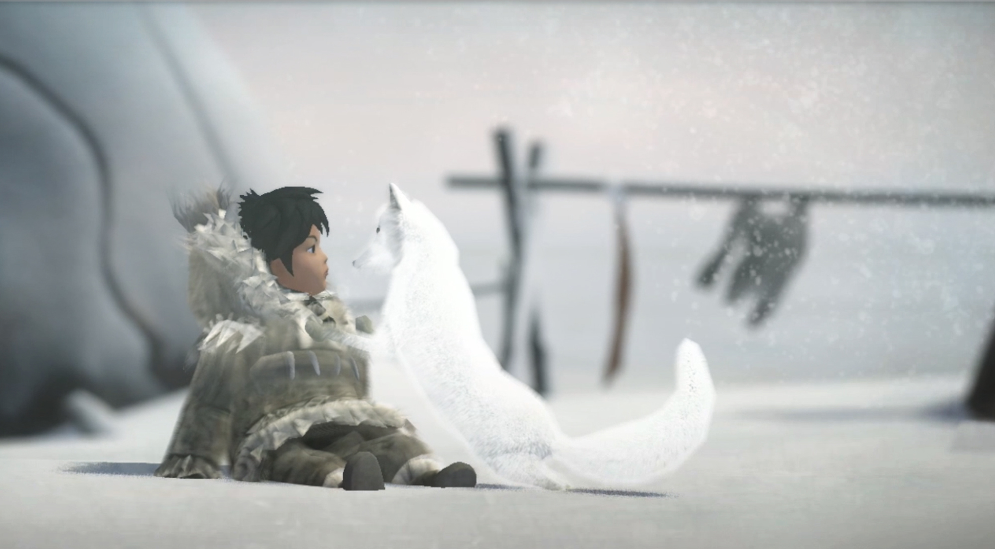 Why I'm in love with this sweet game about a little girl in Alaska