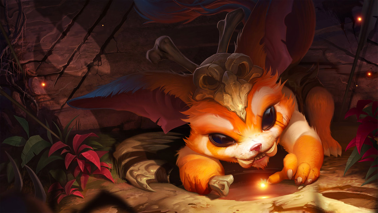 League of Legends has an adorable new champion, and a reworked veteran