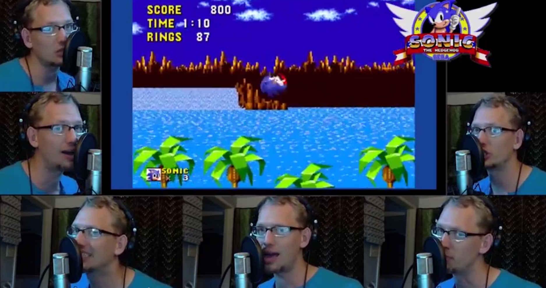 If you watch one 16-minute a cappella history of video games, make it this one