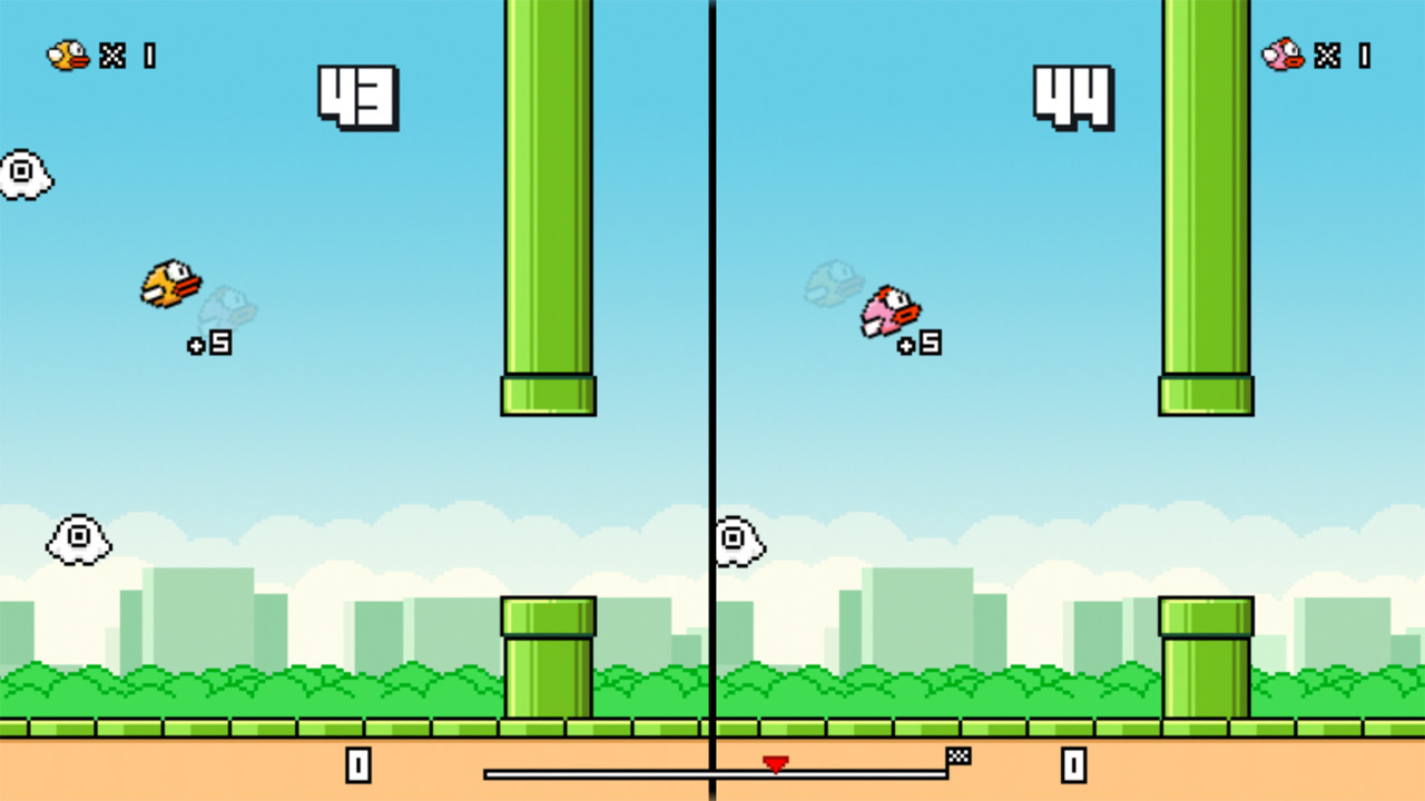 Flappy Bird is back, and now you can play with friends (if you have an Amazon Fire TV)