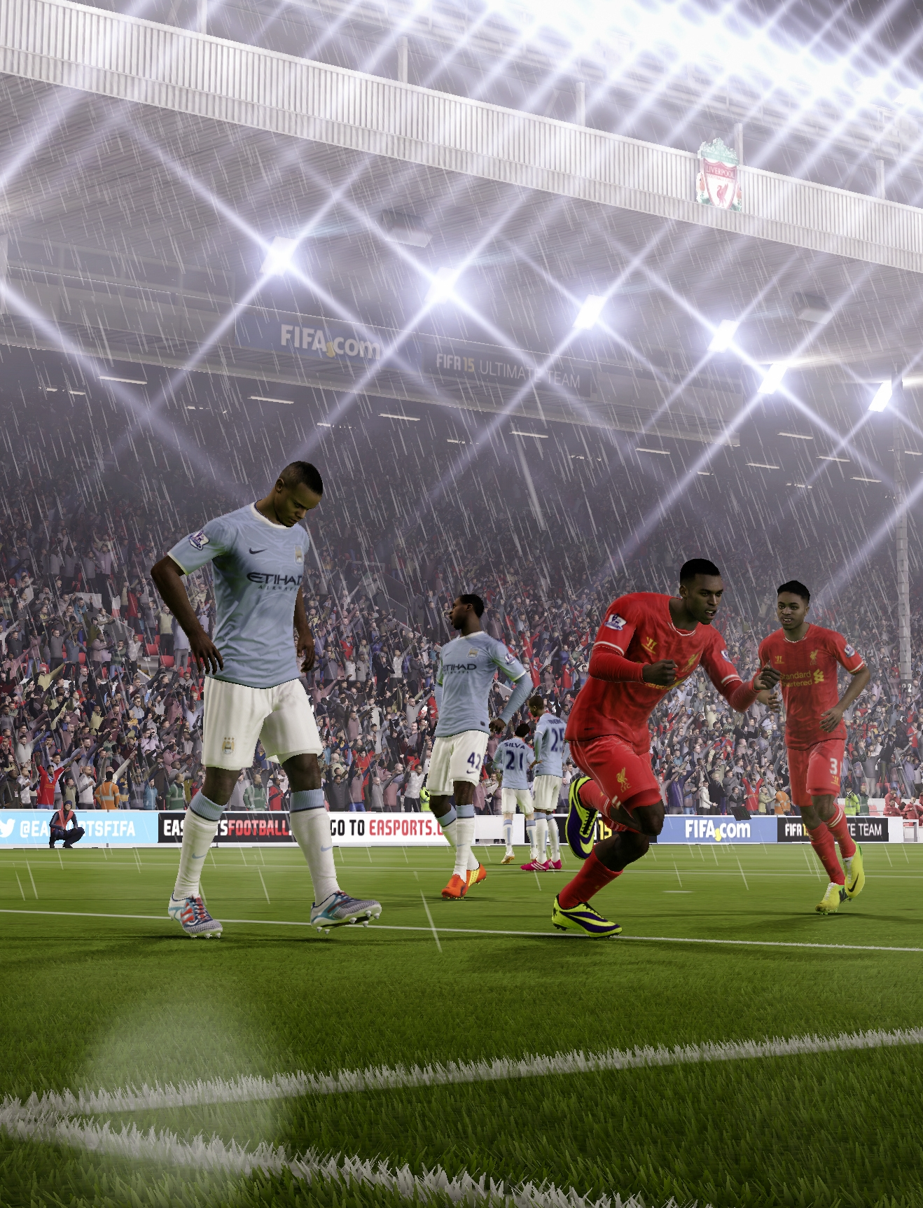 Brazil's professional league will not appear in FIFA 15 — in any form (Update)
