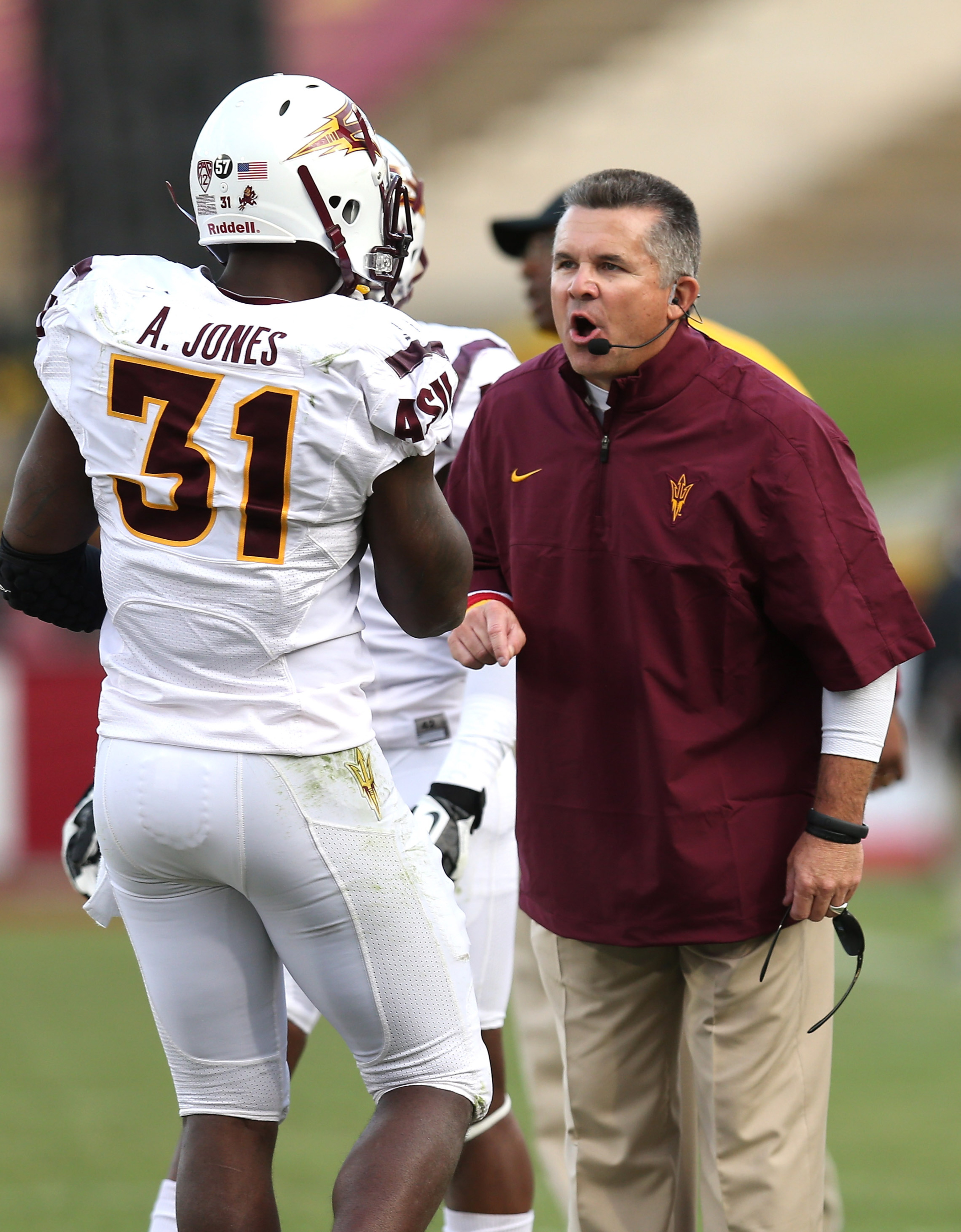Todd Graham is preparing the Sun Devils for his first Territorial Cup game
