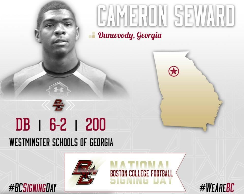 Cam Seward