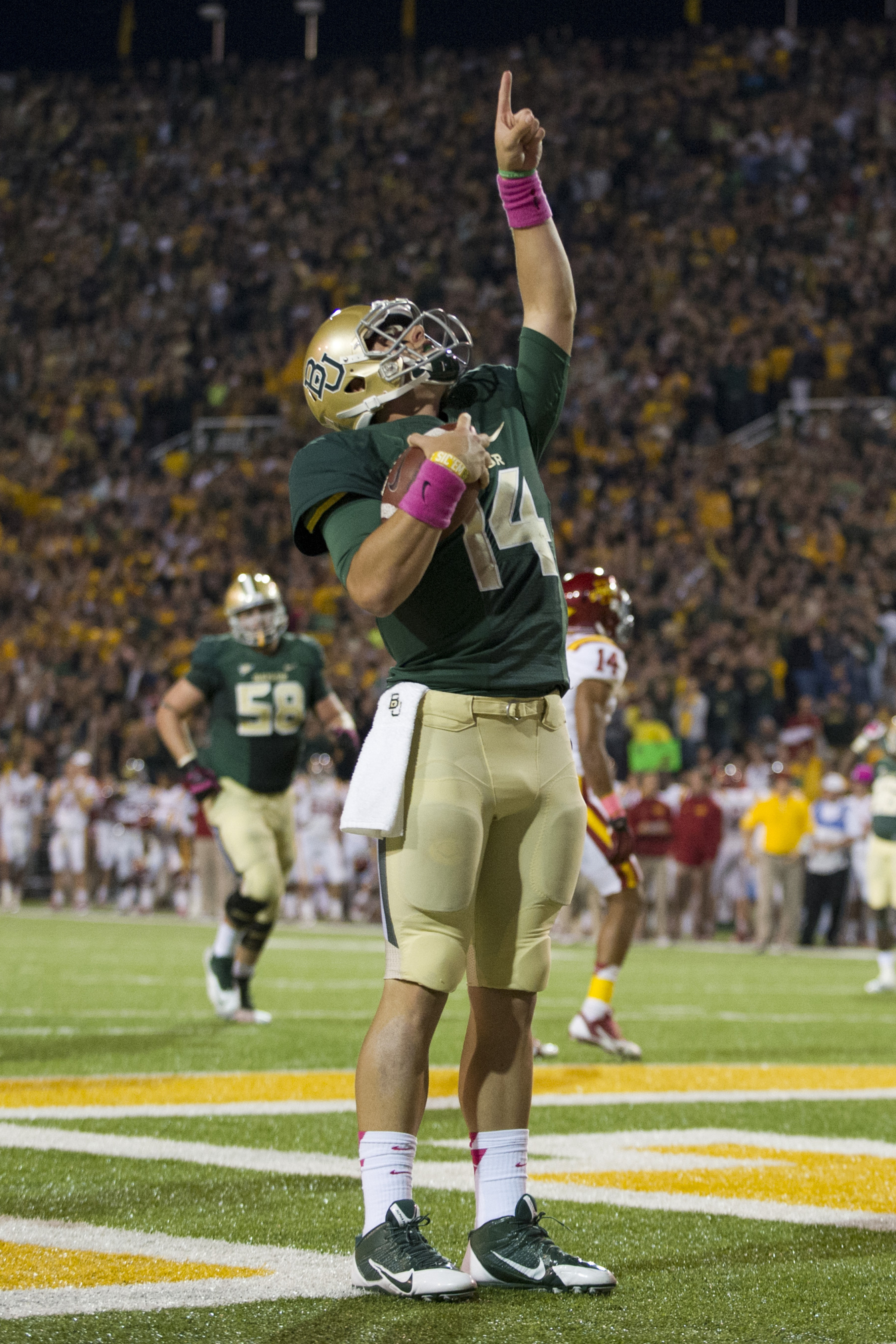 baylor football - photo #42