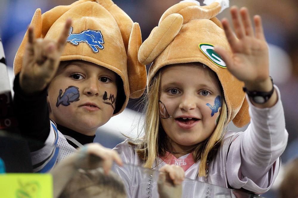 We'll pretend these are college lacrosse logos on the turkeys