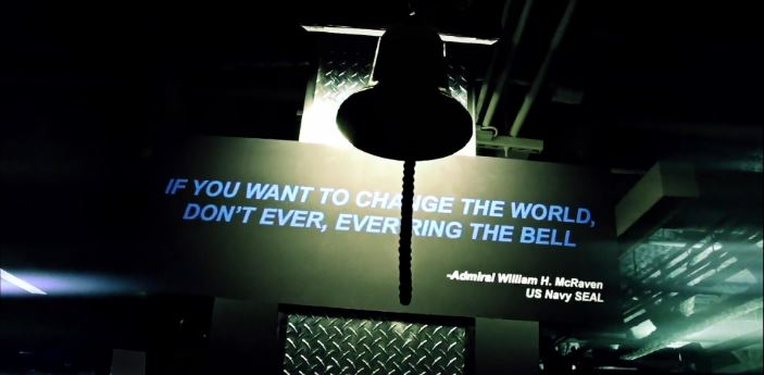 Don't Ever, Ever Ring The Bell