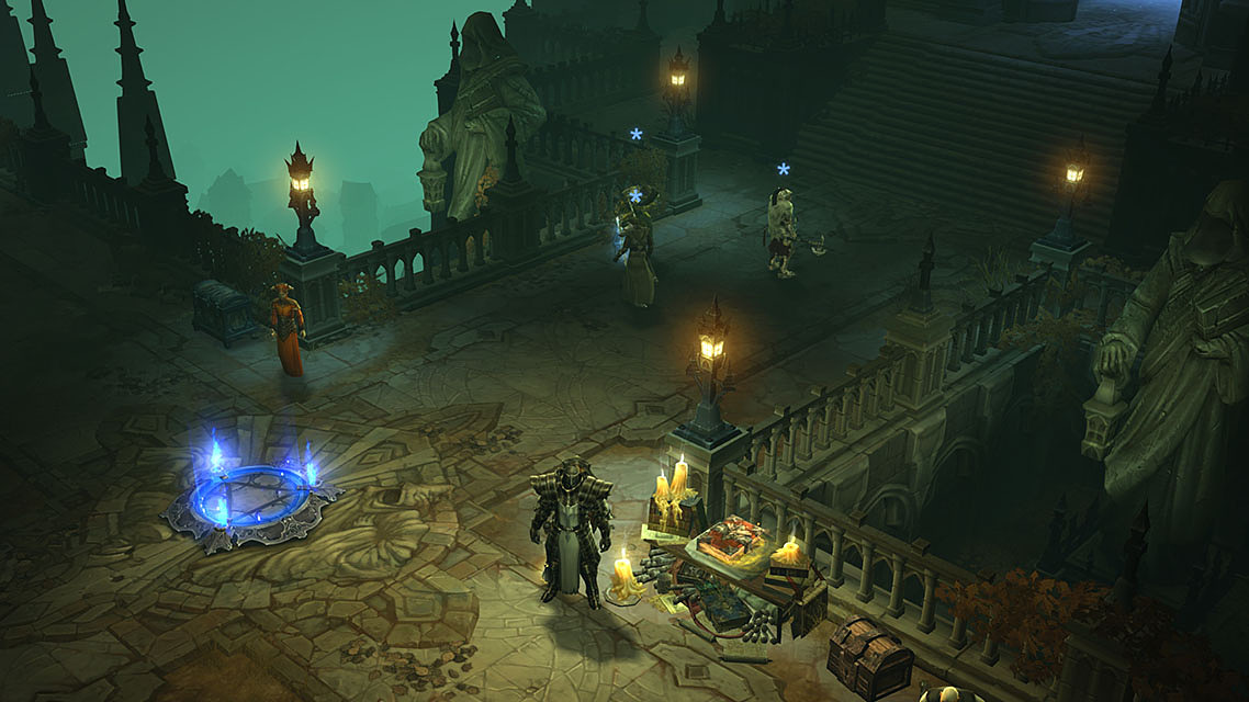 Diablo 3 to run in 1080p on Xbox One as well as PS4 with day-one patch