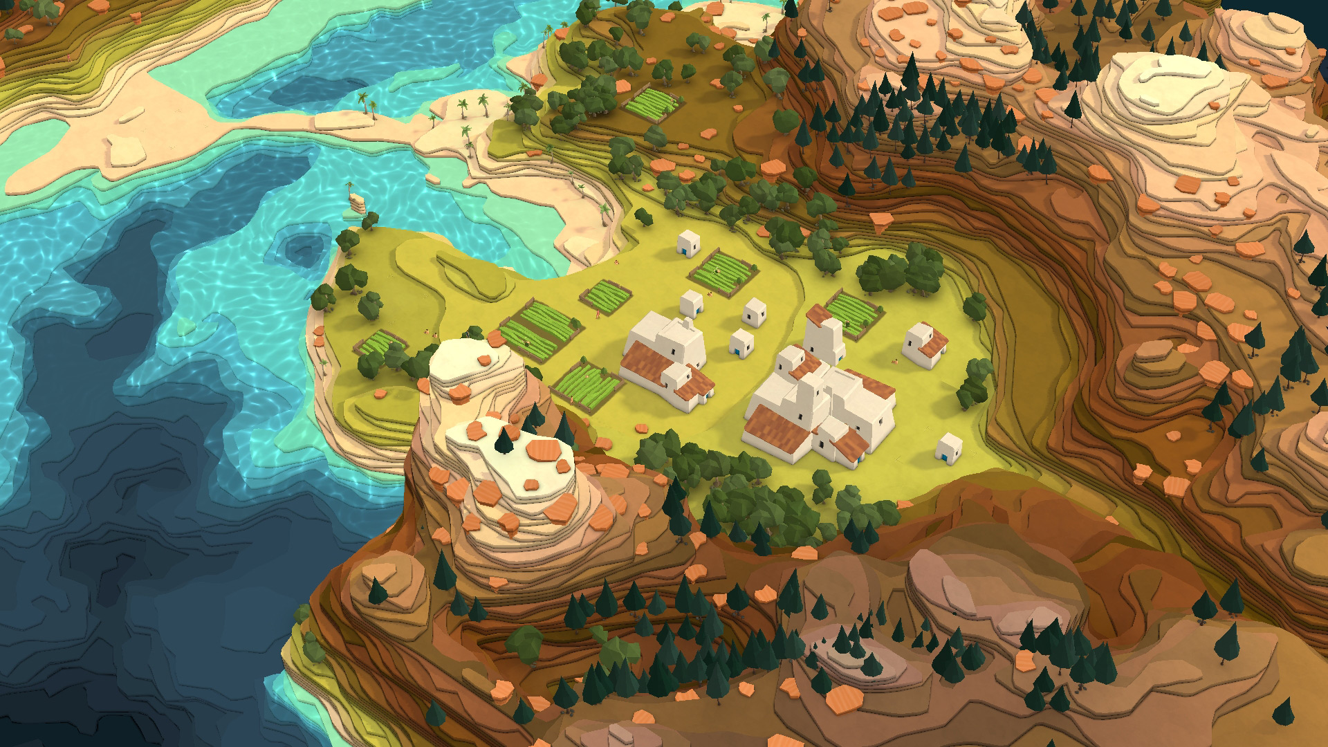 Peter Molyneux's latest god game Godus comes to iOS today